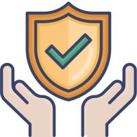 _hand, gesture, confirm, approve, complete, insurance, protection, security